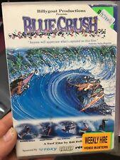 Blue Crush ex-rental region 4 DVD (1998 womens surfing documentary) * RARE *