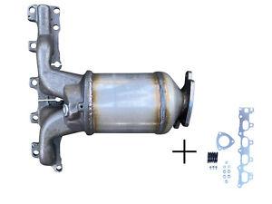 Katalysator KAT + Krümmer Opel Astra G + H Meriva A 1.6 Zafira B Vectra Z16XEP