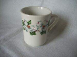 Vintage Syracuse Dogwood Restaurant Ware Coffee Mug Cup NICE!