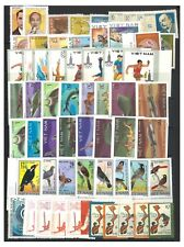 VIETNAM 58 Different Stamps All Mint Unhinged MUH LOT # 5