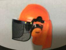 Forstschutzhelm  mit Gehörschutz  Gesichtsschutz   neu