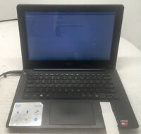 Dell Inspiron 3135 AMD A6-1450 4GB - No HD, OS, - Cracked Screen