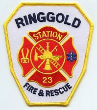 RINGGOLD VIRGINIA VA Fire and Rescue FIRE PATCH