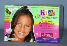 AFRICA`s BEST - Kids Organics Conditioning Relaxer System (Coarse) - Haarglätter