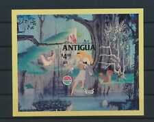 LM80089 Antigua 1980 christmas sleeping beauty disney good sheet MNH