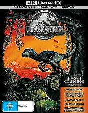 Jurassic World - 5 Movie Collection (Blu-ray Disc, 2018, 10-Disc Set)