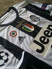 Paulo Dybala Juventus Champions League Final Adidas Soccer Jersey Medium Futbol