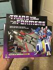 2018 Hasbro Transformers STARSCREAM Vintage G1 Reissue Walmart Exclusive MIB New