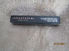 100% Authentic Anastasia Beverly Hills Brow Gel Clear Full Size New In Box