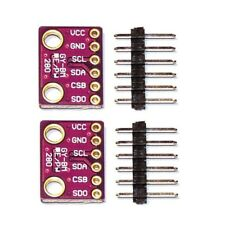 2x BME280 Pressure Sensor for Arduino & other devices