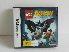 Nintendo DS LEGO BATMAN THE VIDEO GAME  NINTENDO DS