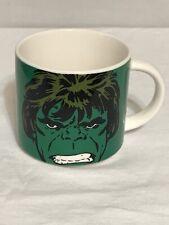Incredible Hulk Coffee Mug Marvel Comics The Hulk