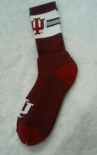 Indian Hosiers NCAA Adult First String Crew Socks Large
