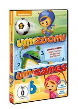 TEAM UMIZOOMI:V4 UMIGAMES (Linda Beck, Brandon Espinoza) DVD NEU