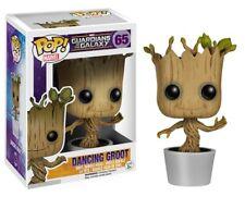 Funko POP - Heroes - Marvel - Guardians Of The Galaxy - 65 Dancing Groot Baby