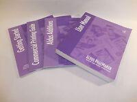 Aldus Pagemaker V5.0 Manuals Getting Started, User Manual, Commercial Printing
