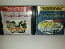 VINTAGE COLLECTIBLES CD LOT! VOLUME 3 & 5! 1956-1966 1954-1969 MCA RECORDS!