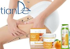 Anti Celulitis Cuerpo Crema Reafirmante rápido la quema de grasa envolver & Kit De Ducha Slim