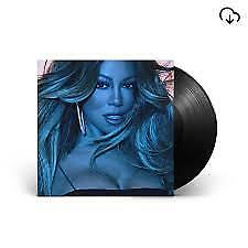 Mariah Carey - Caution LP, brand new, A No No, GTFO, With You