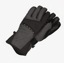 Roeckl Sports Skee Ski/Snowbaord Gloves Black/Grey Size 8.5 (S-M) RRP £60