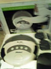 I Robot Roomba Discovery 4210 Robotic Floor Vacuum With two Brand New Batteries