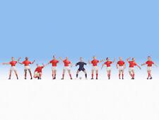 NOCH 15985 échelle H0, Figurines Équipe de football Suisse # en ##