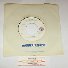 """Prince 7"""" 45 HEAR Delerious WB #29503 Horny Toad JUKEBOX 1983"""