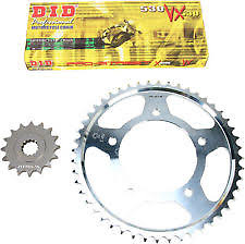 DID Chain and Sprocket Kit - Yamaha YZF-R6 - NOS - PN 1230-0380