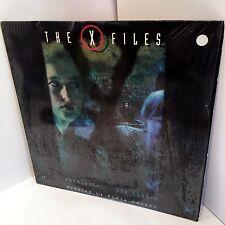 X-Files Laserdisc Episodes 2x06 & 2x08 (PRISTINE CONDITION)