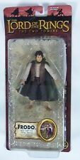 Lord of the Rings Trilogy Edition  Frodo with Light-Up Sting Sword Action Figure