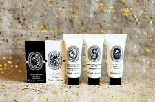 5x~Diptyque Lot~Perfume Samples~Body Balm~Hand Wash~Shower Gel~New~See Below~