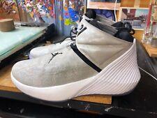 Nike Jordan Why Not Zer0.1 Tech Grey/Black-White Size US 10.5 Men AA2510 034