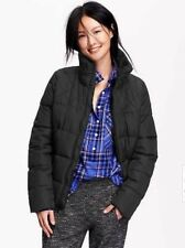 NEW WOMEN'S ALL SIZES / COLORS OLD NAVY FROST FREE QUILTED PUFFER JACKET COAT