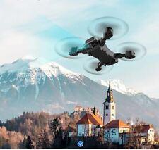 Folding Drone 4k HD Wide Angel 1080p Dual Camera Quadcopter Children X MAS Gift