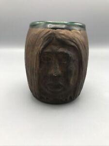 Vintage Tamanaco Venezuela Ceramic Mug - Handmade