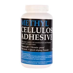 METHYL CELLULOSE ADHESIVE GLUE NEUTRAL PH ARCHIVAL 170 GRAM (6oz)