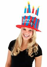 Cat in the hat Deluxe Birthday Hat Dr Seuss by Elope