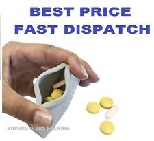Pill Box Medicine Tablet Dispenser Organiser Storage Case Container Pouch Safe