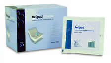 Bajo no adherente Extreme Dressing pads-10cm X 10cm-x 5 pads-advanced cuidado de la herida