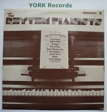 RHYTHM PIANISTS - Various - Excellent Condition LP Record World SH 335