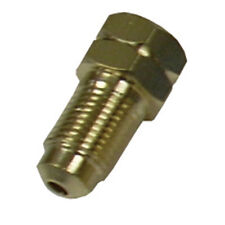K Tool 04001 Brake Metric Adaptor 3/16 F Flare X M10x1.0 M Bubble Flare- Qty 5