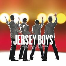 JERSEY BOYS SOUNDTRACK ORIGINAL BROADWAY CAST CD NEW