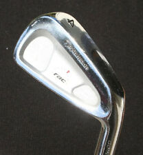 TaylorMade RAC cb Coin Forged 4 Iron Gold S300 Steel Shaft Red Shaft Band
