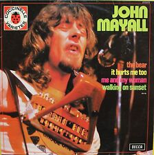 "Vinyle 33T John Mayall ""John Mayall"""