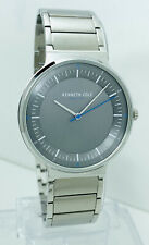 Kenneth Cole KC50381002 Unisex Dress Sport Grey Dial Stainless Steel Watch
