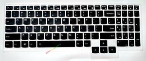 "Keyboard Cover Skin for Lenovo IdeaPad Gaming 3 / 3i (15""), Legion 5 pro Gen 6"