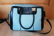 LOVELY LYDC HANDBAG THREE POCKETS OVER SHOULDER AND HAND STRAPS GREAT FOR UNI