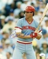 Paul O`Neill JSA Coa Hand Signed 8x10 Reds Photo Autograph