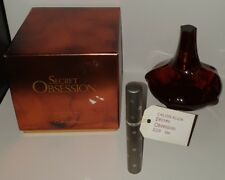 CALVIN KLEIN  'SECRET OBSESSION'  5ml  ~ DECANT ~ EDPARFUM ~ REFILLABLE ATOMIZER