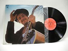 BOB DYLAN- NASHVILLE SKYLINE-1969 VG+ GRADED CANADA VINYL LP RELEASE COPY